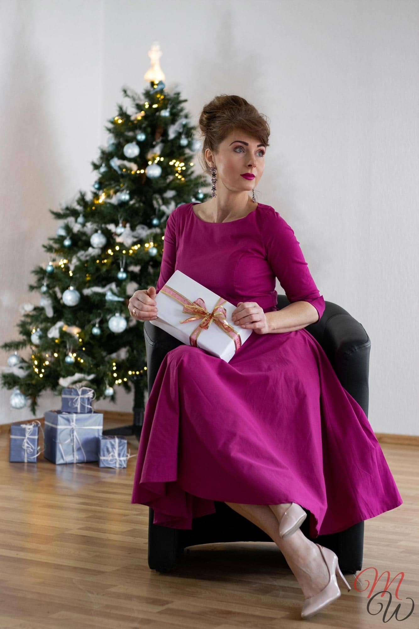 Weihnachtsoutfit 2020