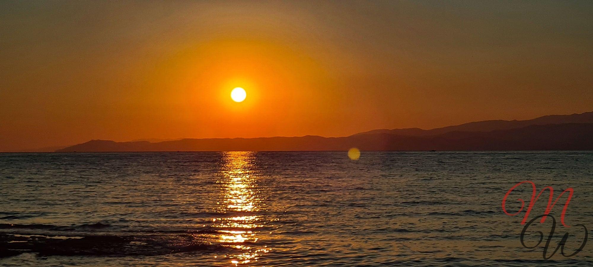 Sonnenuntegang
