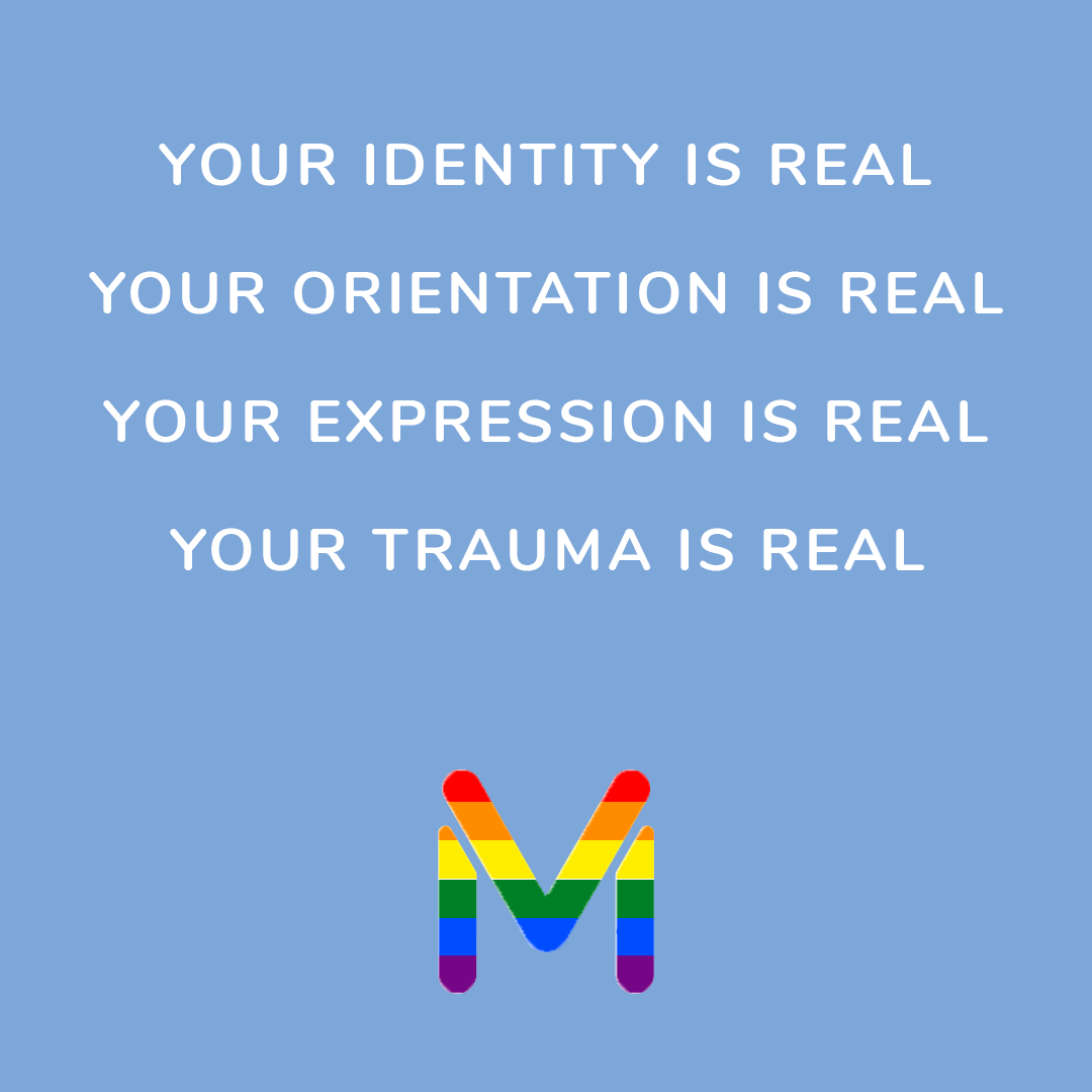 Raising awareness for PTSD and trauma in the LGBTQ community