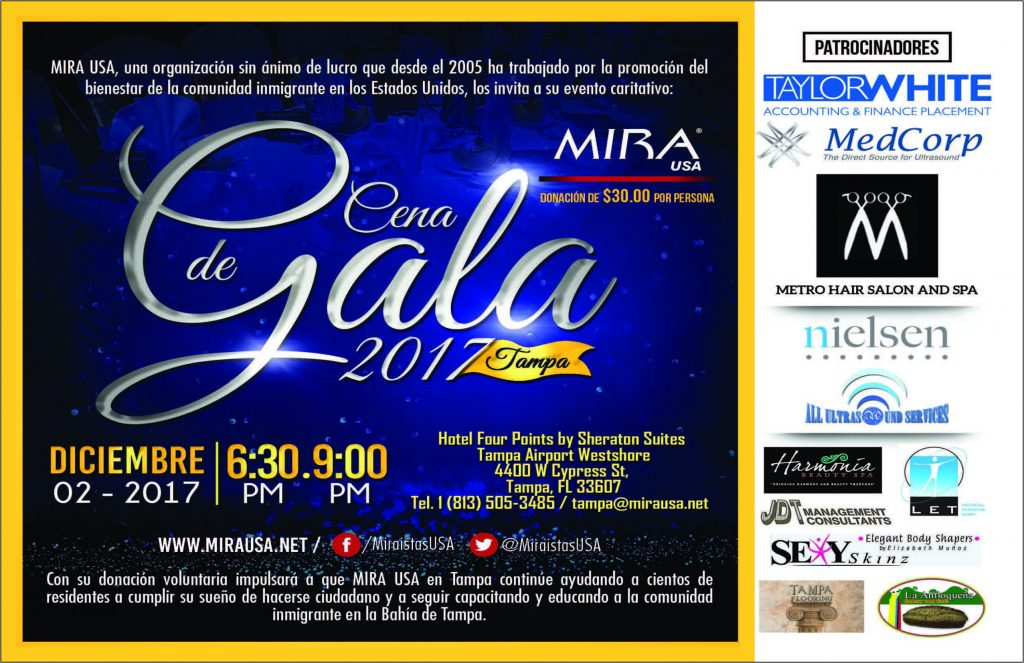 Gala Dinner 2017 Promotion Day in Tampa