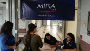 Pierda el miedo al examen de ciudadanía con MIRA USA en Elizabeth- NJ