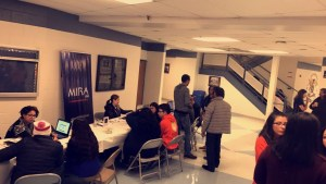 MIRA USA Participated in a Free Workshop about FAFSA and Benefits for Higher Education
