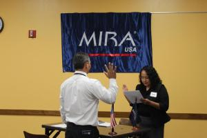 Overcome the Fear of Taking the Citizenship Test with MIRA USA Orlando, FL