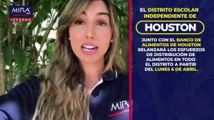 MIRA USA Informa: Asistencia Alimentaria de Emergencia en Houston