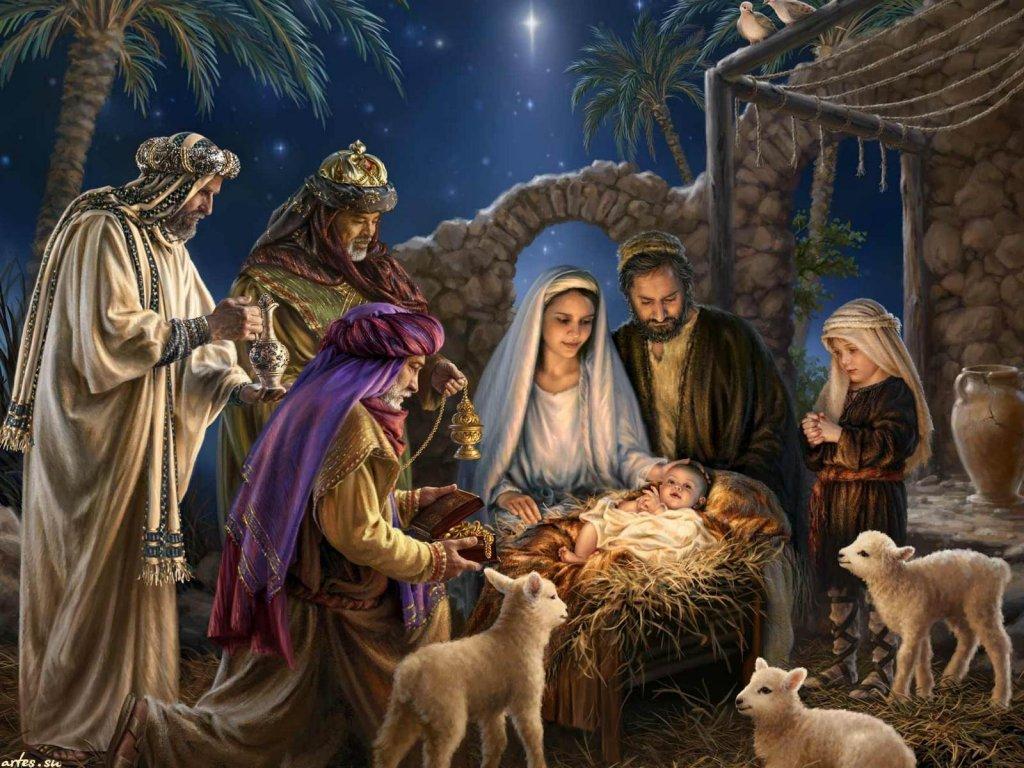 Рождество Христово-это праздник жизни.