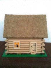 Cabana din pădure