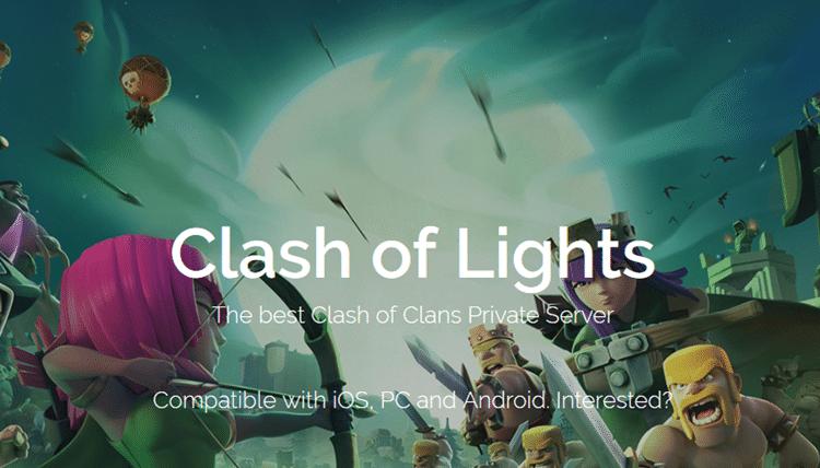 Clash Lights Apk