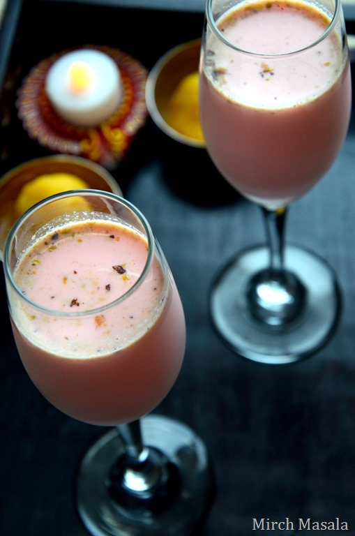 Cardamom Rose Milk - Mirch Masala (3)