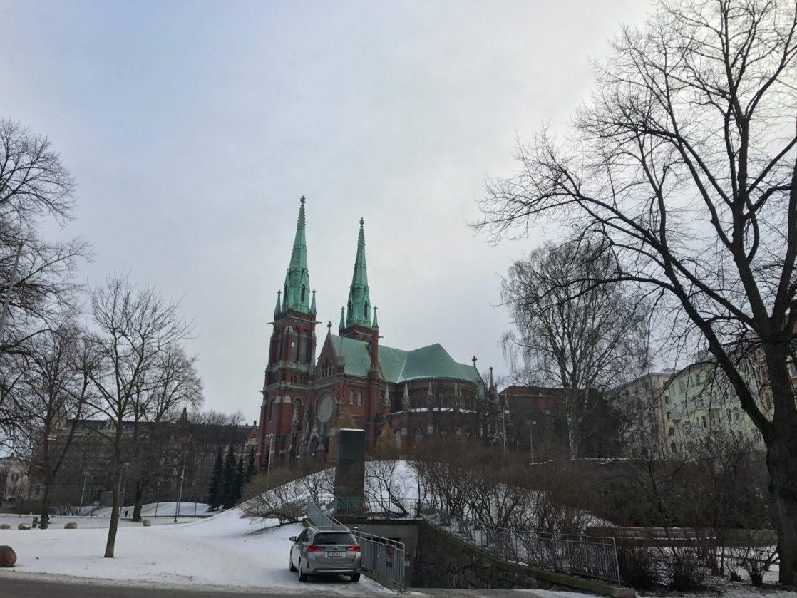ヘルシンキのドイツ教会