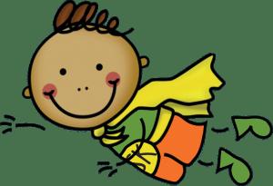 SUPER KID a voar