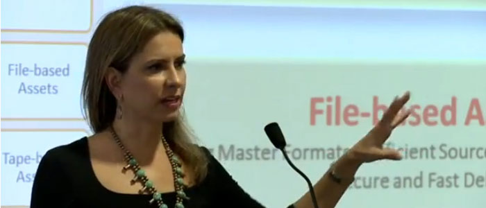 Maria's Keynote from the Video Infrastructure Summit