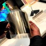 NHK Flexible OLED