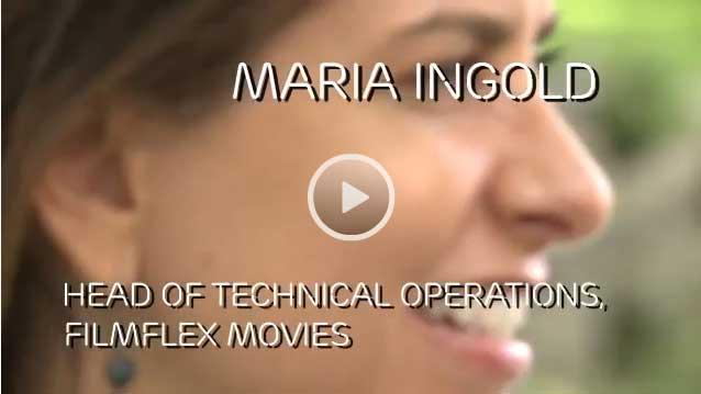 Ericsson: Maria's sneak peak into the future of movie rentals