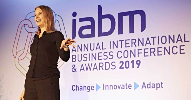 Maria Ingold's IABM Opening Keynote