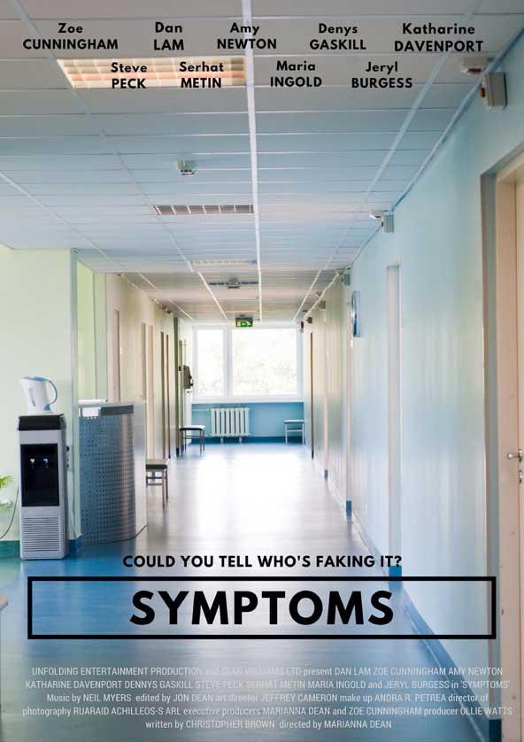 Symptoms Poster