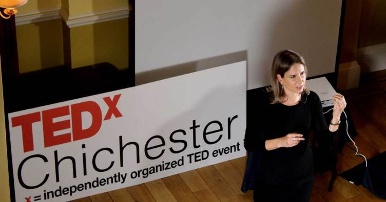 Maria Ingold's TEDx: Innovating the Impossible