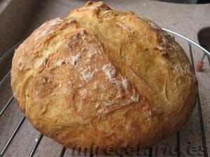 Pan casero en 50 minutos