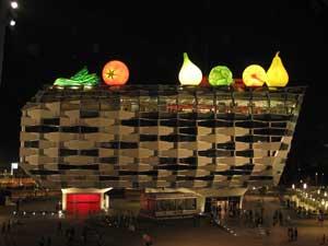 Gastronomía en Expo2008 (II)
