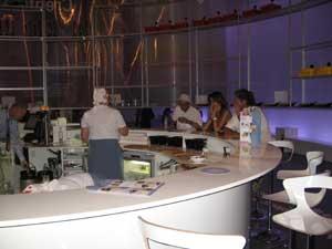 Gastronomía en Expo2008