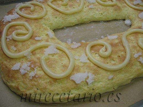 Roscón de Reyes Sin Gluten, (experimental)