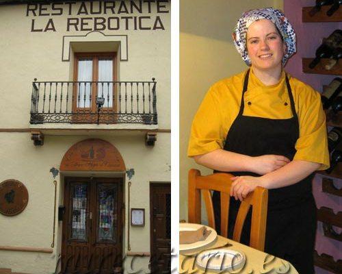 Zaragoza Gastronómica en La Rebotica, Cariñena