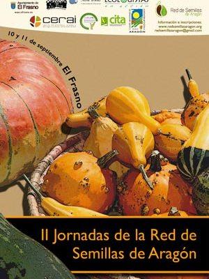 II Jornadas de la Red de Semillas de Aragón