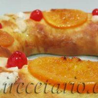 Roscón de Reyes con Panificadora