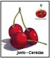 Junio, Cerezas en Recetario Mañoso