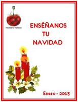 Recetario Mañoso de Enero: Enséñanos tu Navidad