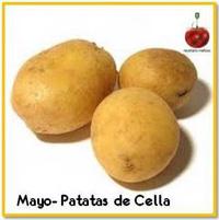 Recetario Mañoso de Mayo: Patata de Cella