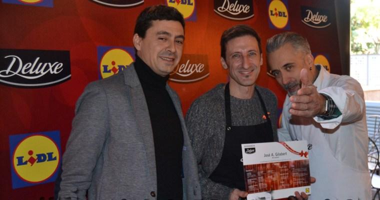 Experiencia #NavidadLidl con Sergi Arola y SORTEO
