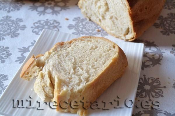 La miga del pan brié