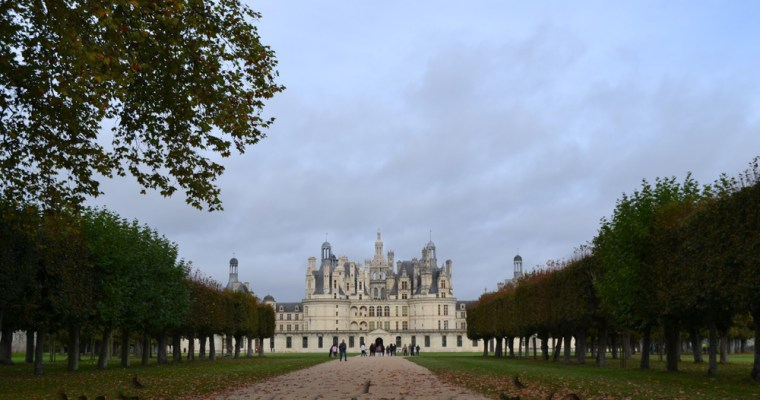 Viaje a los Castillos del Loira {IV-V Orleans, Château Chambord}