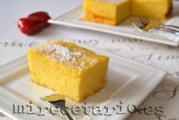 Japanese Cheesecake, la miga