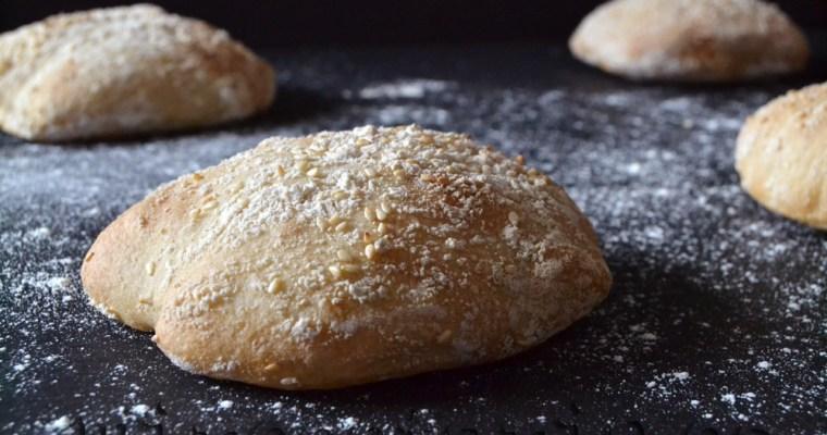 Pan Mollete de Marchena {Baking the World}