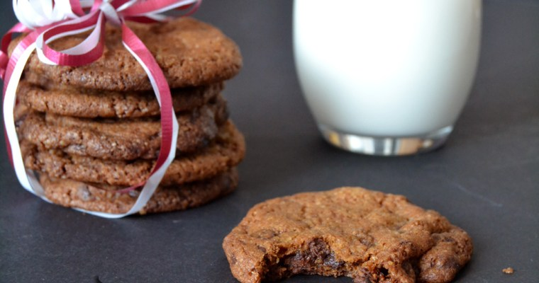 American Chocolate Chip Cookies {EEUU}