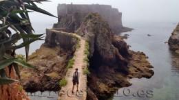 Fortaleza Isla Berlenga