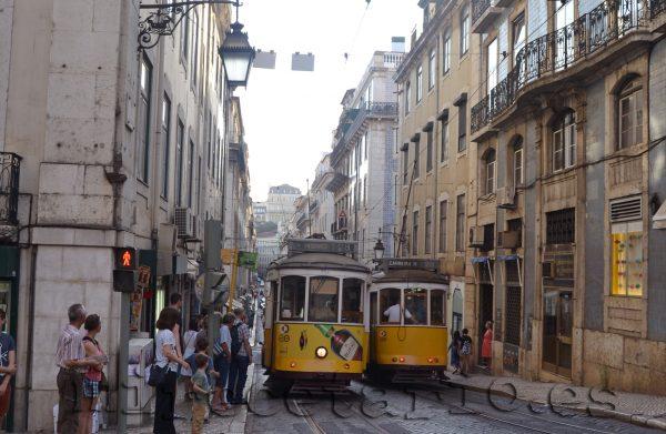Línea 28 del tranvía de Lisboa