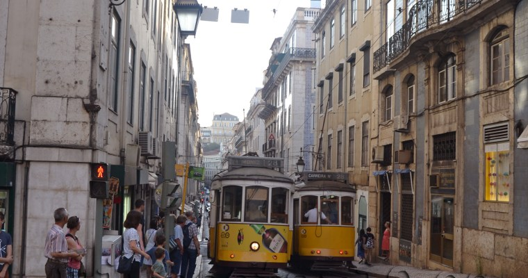Viaje por Portugal en coche {I Zaragoza – Toledo – Cáceres – Lisboa}