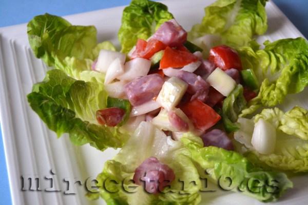 Poisson Cru o ensalada polinesia
