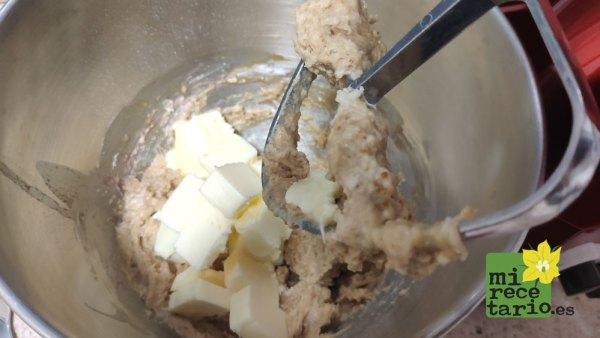 Mantequilla y a amasar los gofres