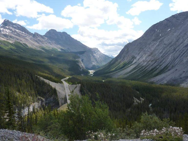 Canada Ouest la grandeur des Rocheuses
