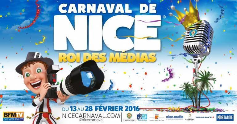 Les coulisses du Carnaval de Nice