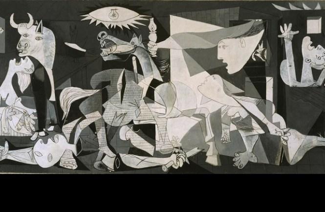 GUERNICAL'exposition événement au Musée Picasso PARIS