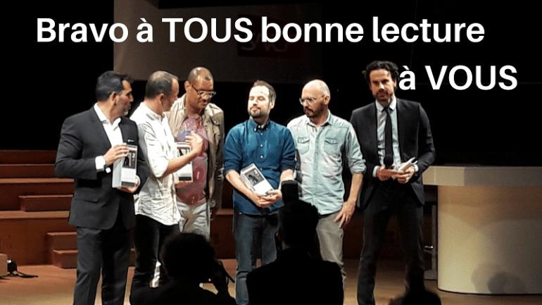 XVIIIème remise du prix du Polar SNCF