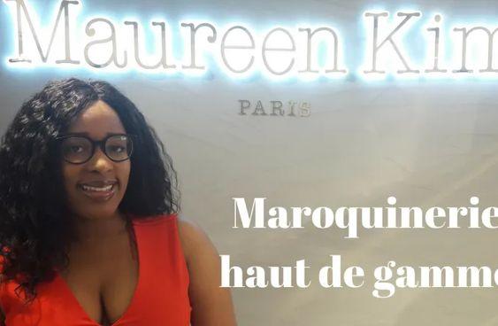 Inauguration de la première boutique Maureen Kim Paris