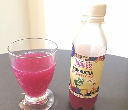 Kombucha la boisson qui vous veut du bien