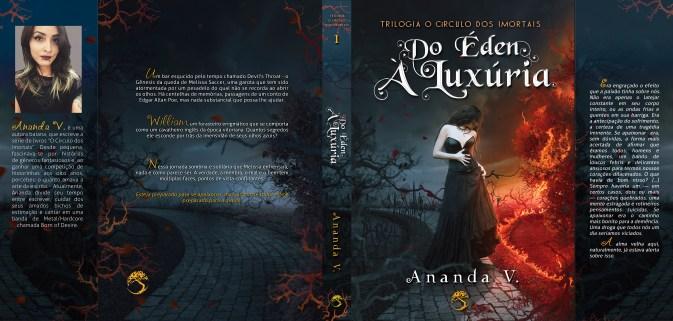 BOOK   ANANDA V - DO ÉDEN A LUXURIA