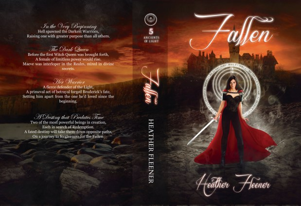 BOOK | HEATHER DEORTO - FALLEN