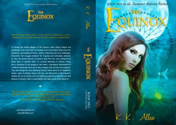 BOOK | KK ALLEN - EQUINOX